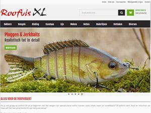 Roofvissen webshop